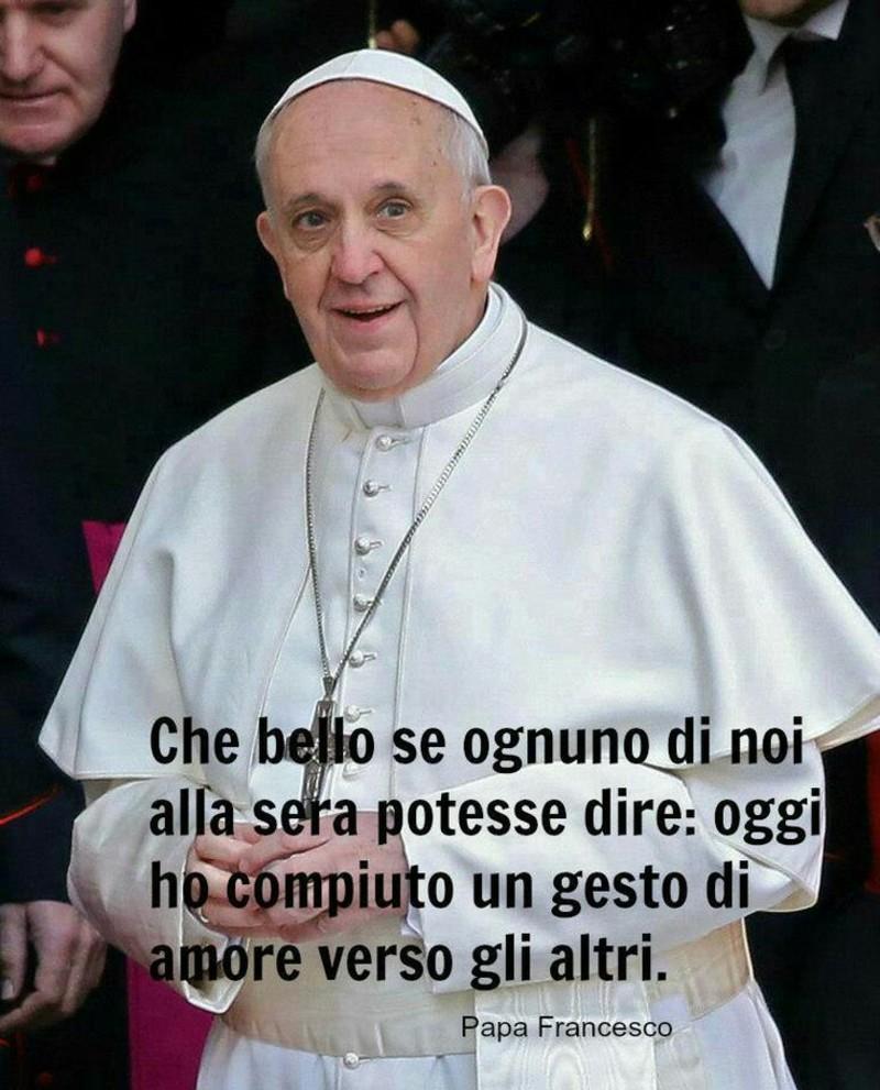 Frasi Di Buon Natale Di Papa Francesco.Frasi Del Papa Francesco 2193 Gesutiama It