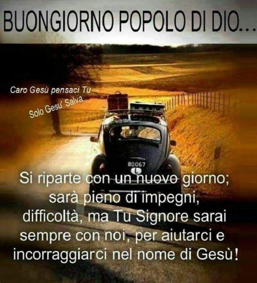 Immagini Buongiorno Gesù WhatsApp Facebook 4990