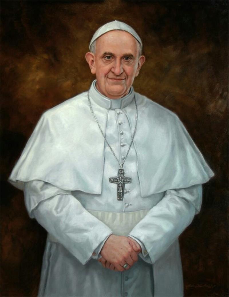 Immagini del Papa Bergoglio