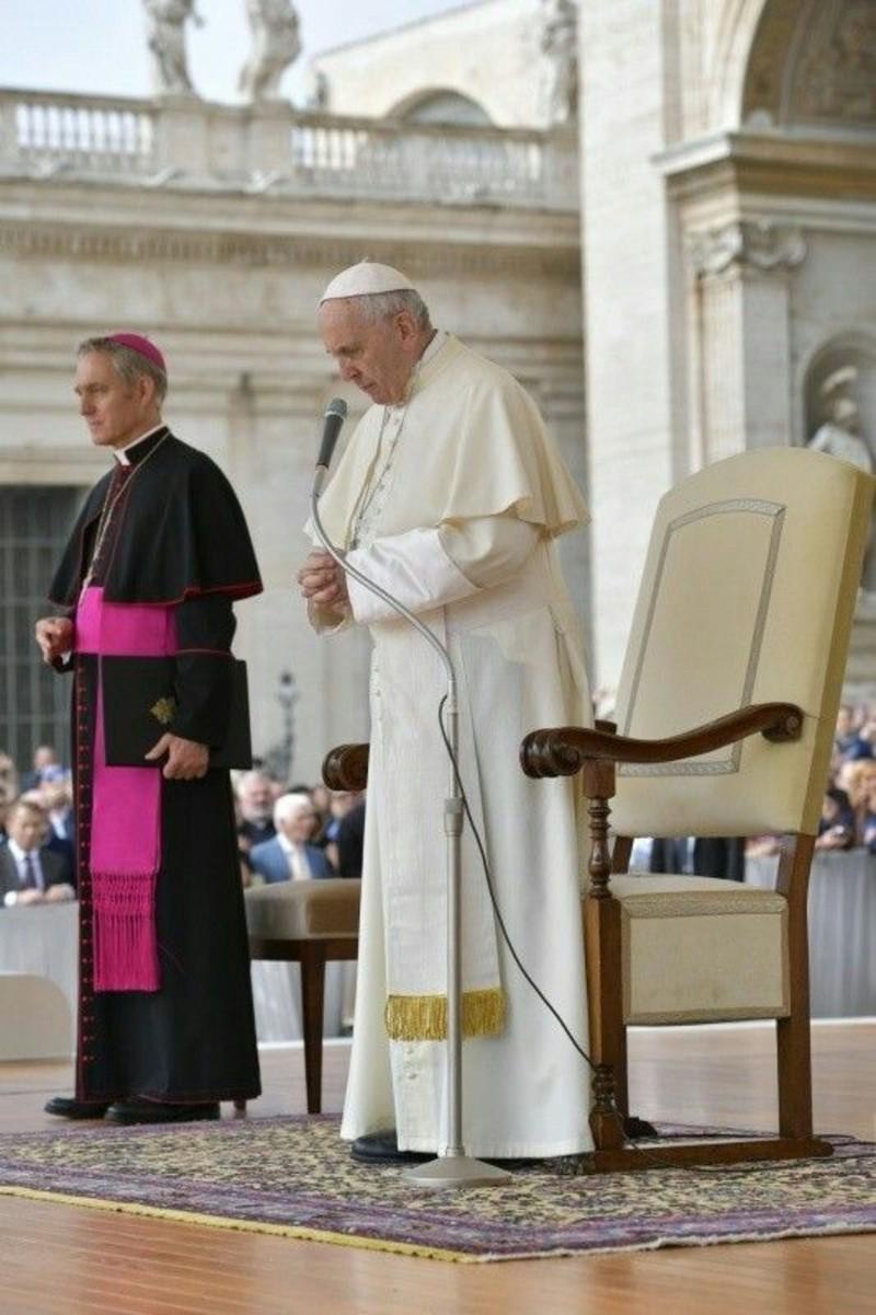 Immagini del Papa Francesco 2457