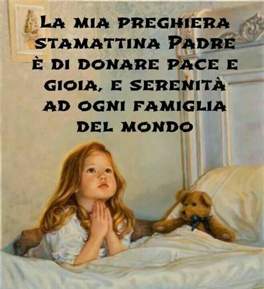 Preghiere del mattino per i bambini