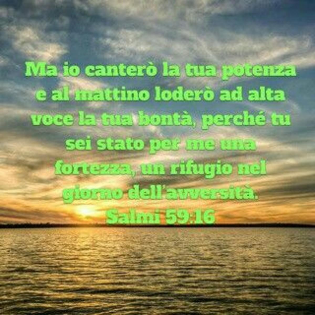 Salmi della Bibbia 1693