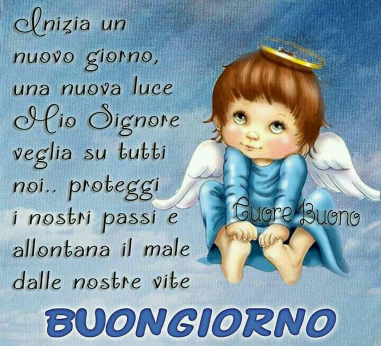 Buongiorno con angeli