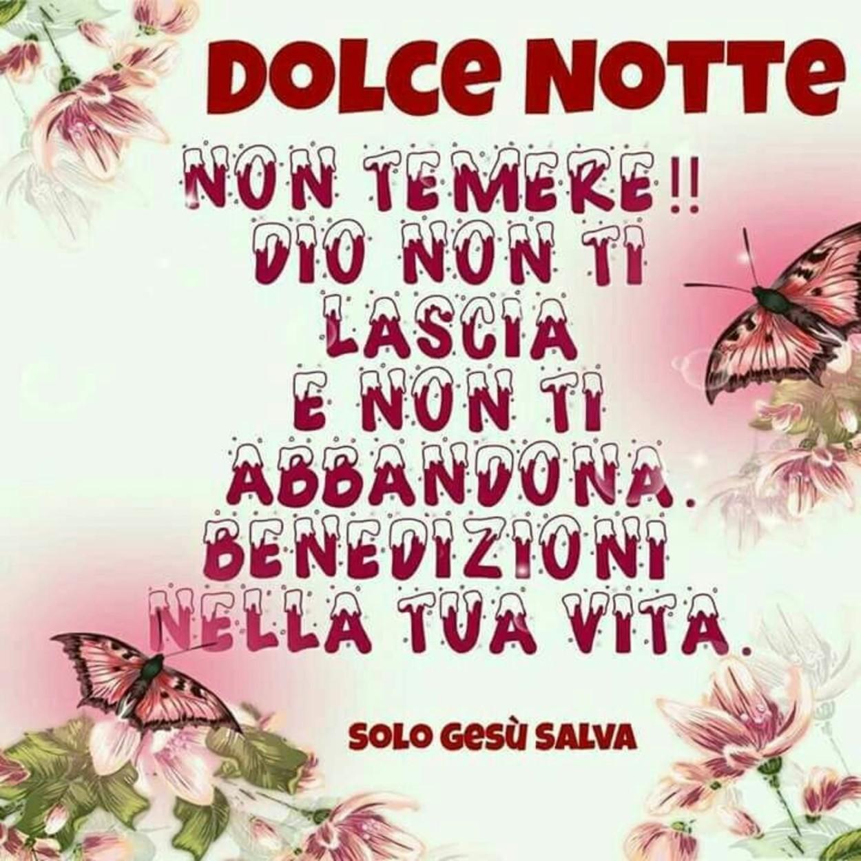 Dolce Notte Con Gesu Gesutiama It