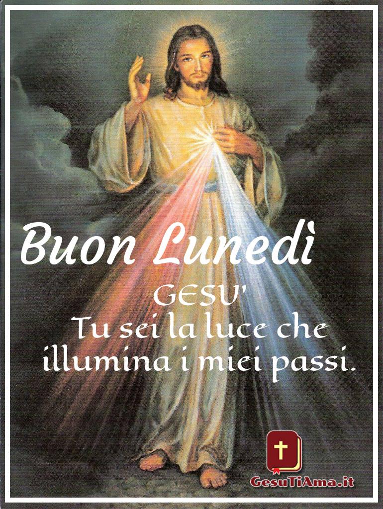 Buon Lunedì Buongiorno Con Gesù Immagini Nuove Gesutiama It