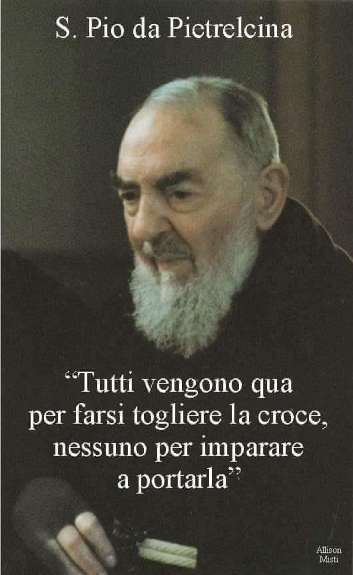 Padre Pio Frasi Gesutiama It