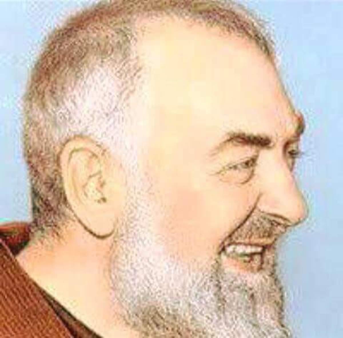 Padre Pio immagini religiose nuove 5577