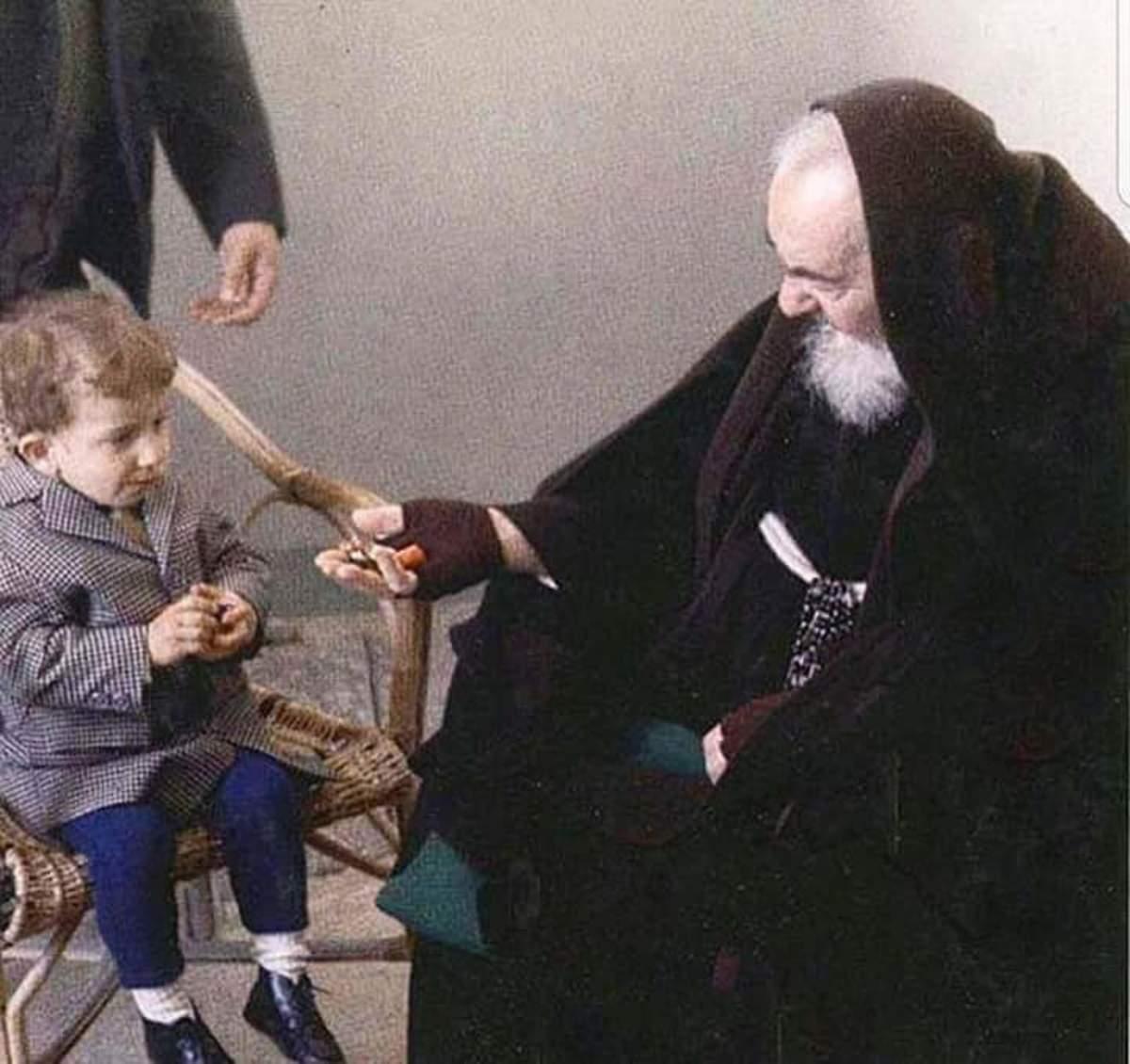 Padre Pio immagini religiose nuove 5754