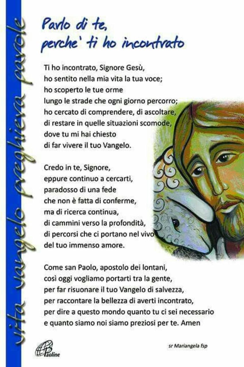 Preghiere Cristiane Cattoliche (1)