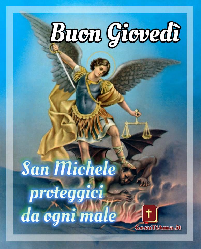 Buon Giovedì Buongiorno immagini religiose per Gruppi Facebook