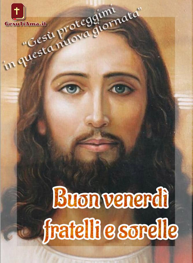 Buon Venerdì Buongiorno con Gesù bellissime immagini