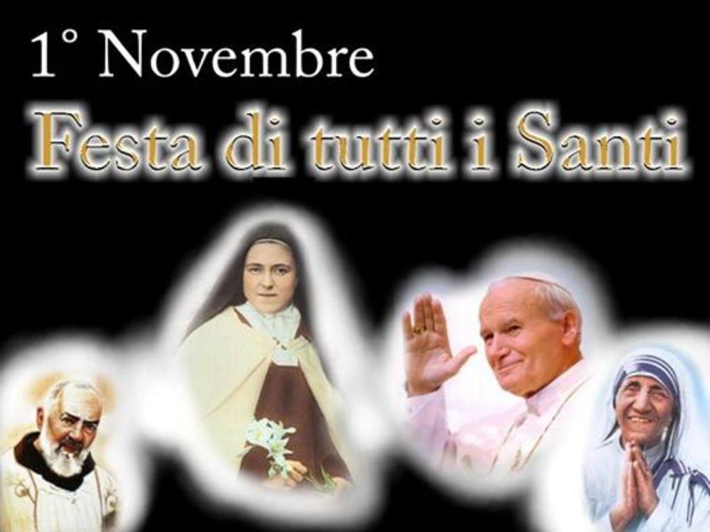 Immagini Festa di Tutti i Santi 1 Novembre