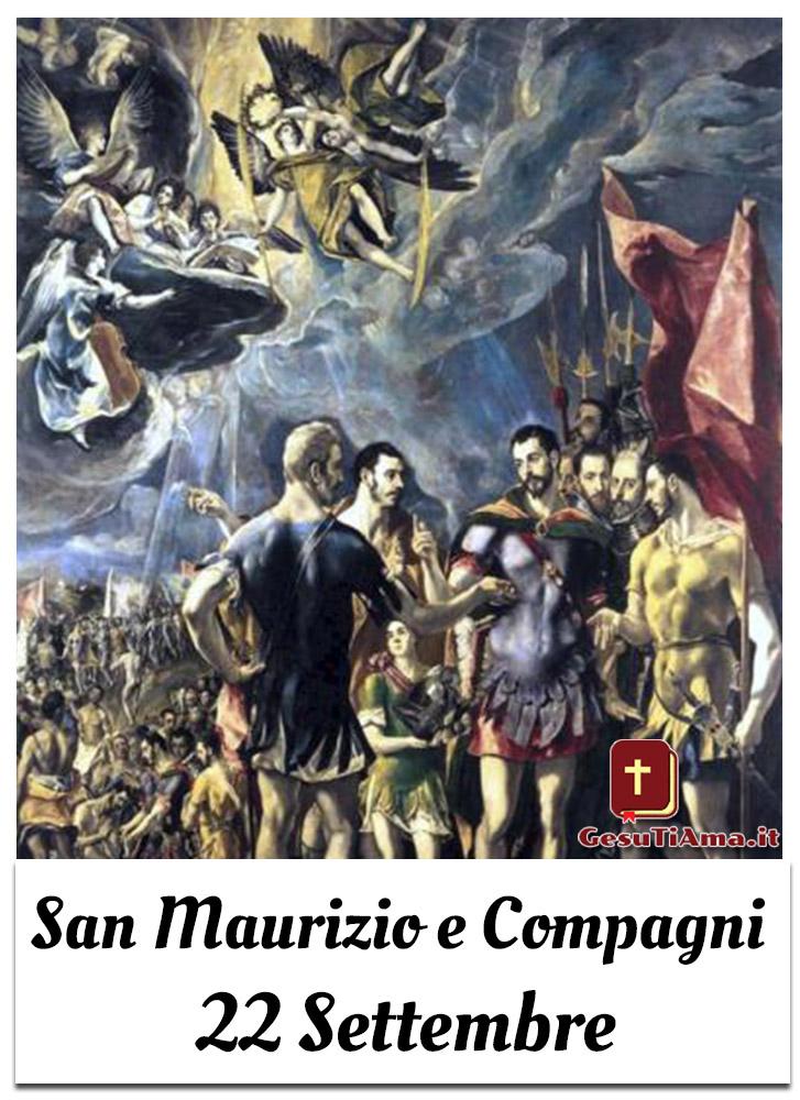 San Maurizio e Compagni 22 Settembre bellissime immagini