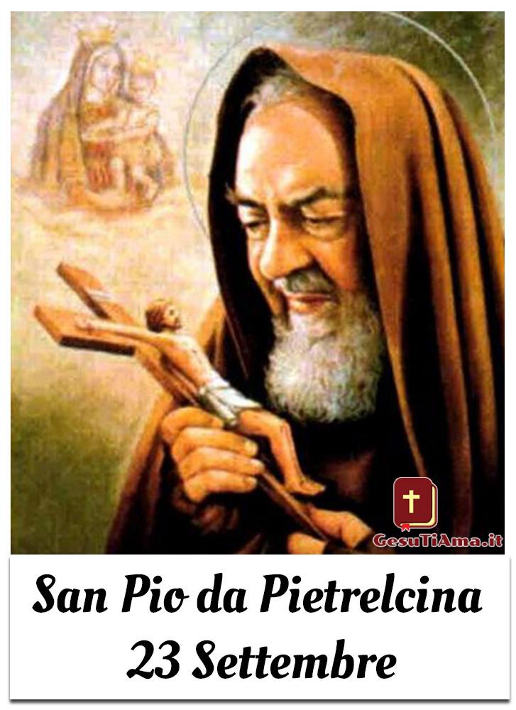 San Pio da Pietrelcina 23 Settembre Google immagini