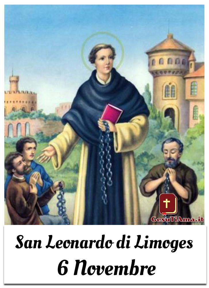 San Leonardo di Limoges 6 Novembre foto WhatsApp