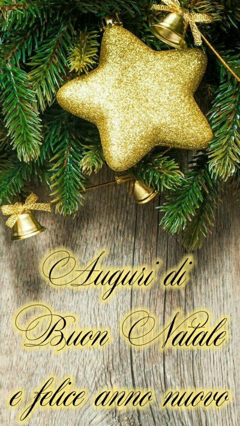 Auguri Di Buon Natale Felice Anno Nuovo