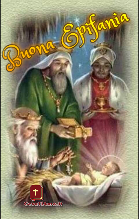 Buona Epifania immagini religiose nuove