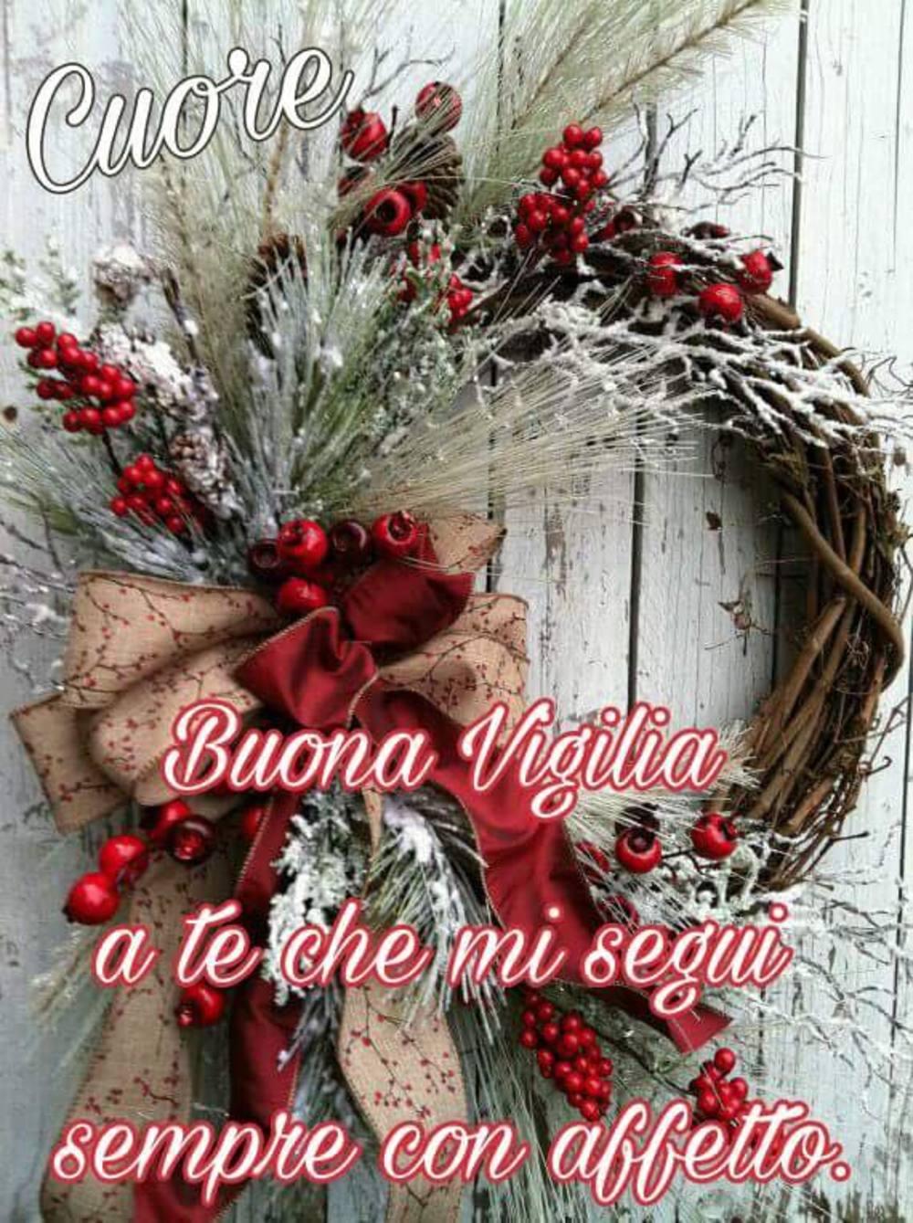 Buona Vigilia Di Natale Immagini Religiose Gesutiamait