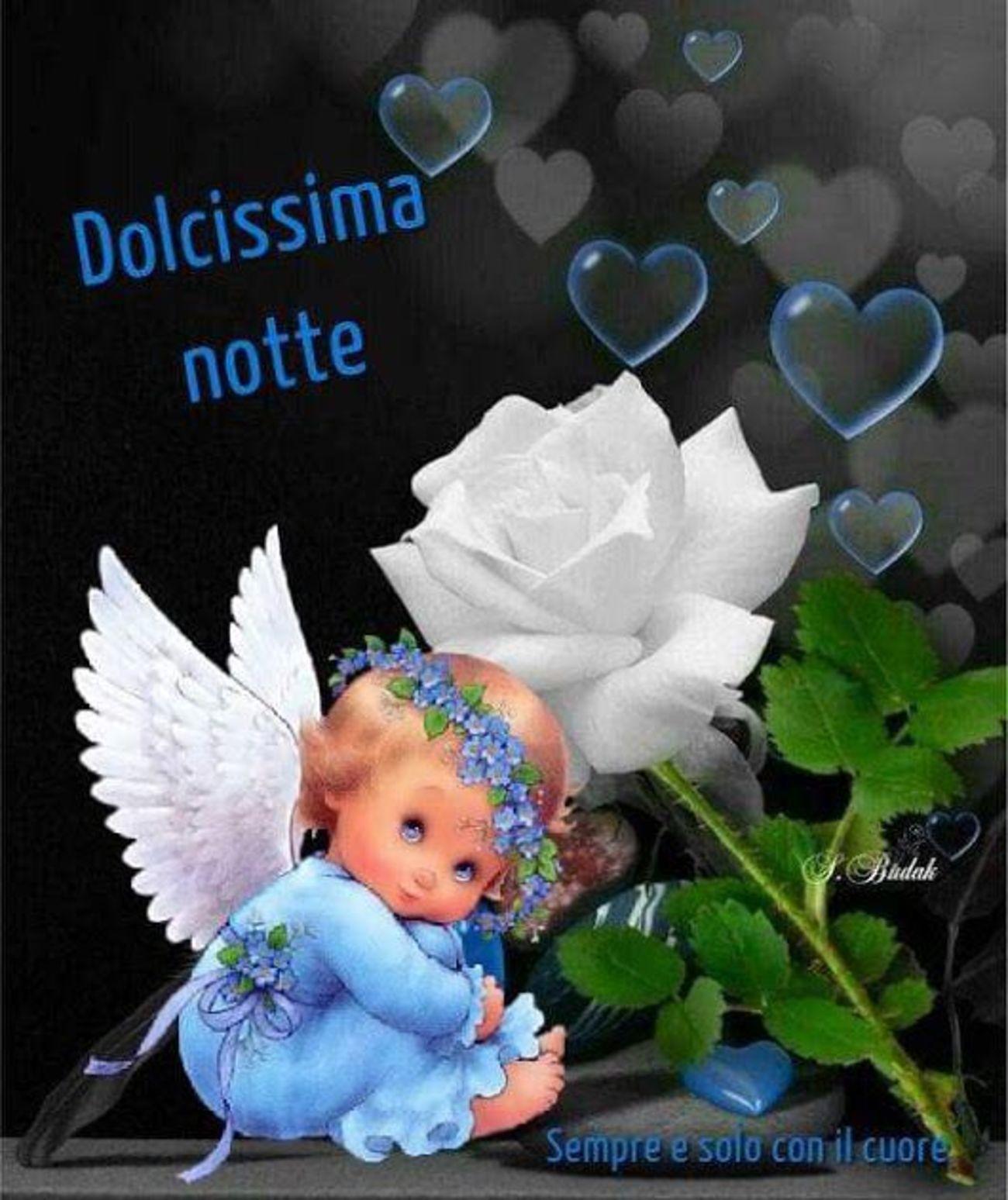 Buonanotte Con Gli Angeli Gesutiama It