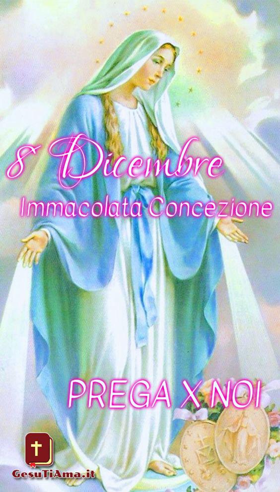 Immacolata Concezione 8 Dicembre immagini sacre