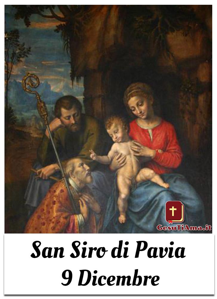 San Siro di Pavia 9 Dicembre