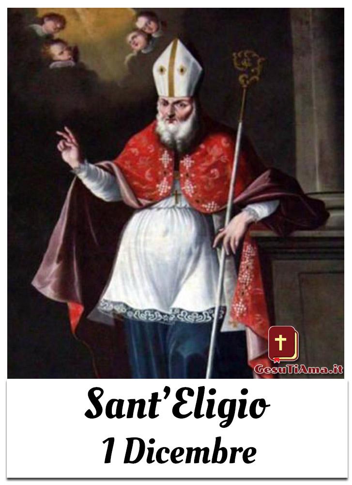 Sant'Eligio 1 Dicembre immagini Santi e Beati