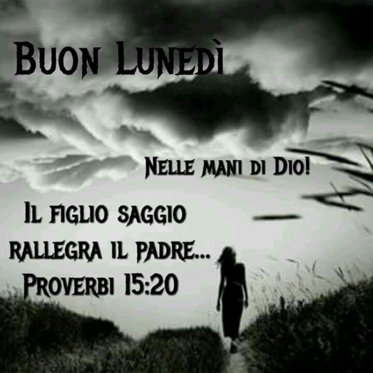 Buon Lunedì con Dio