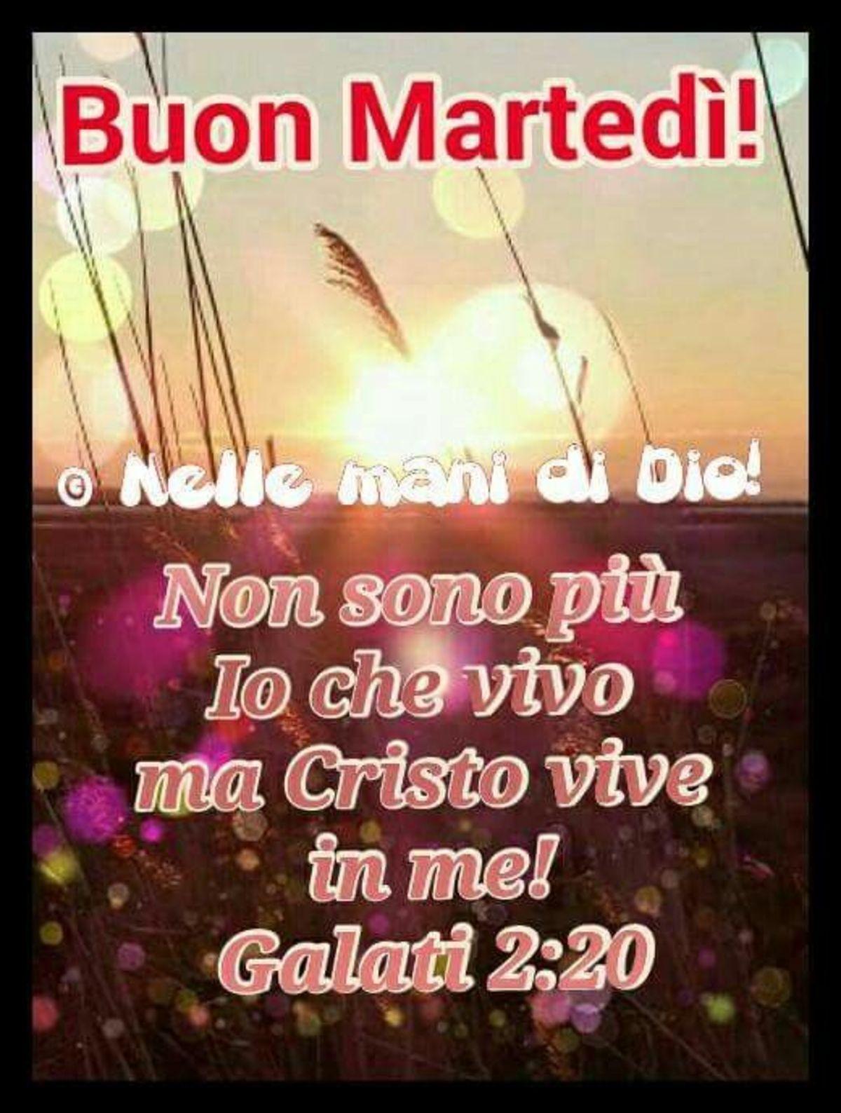 Buon Martedì con Cristo