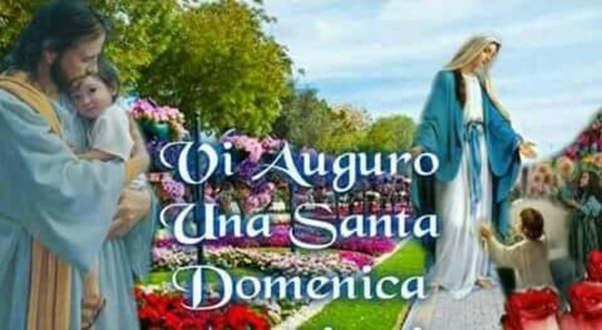 Buona Domenica con La Madonna 4 2