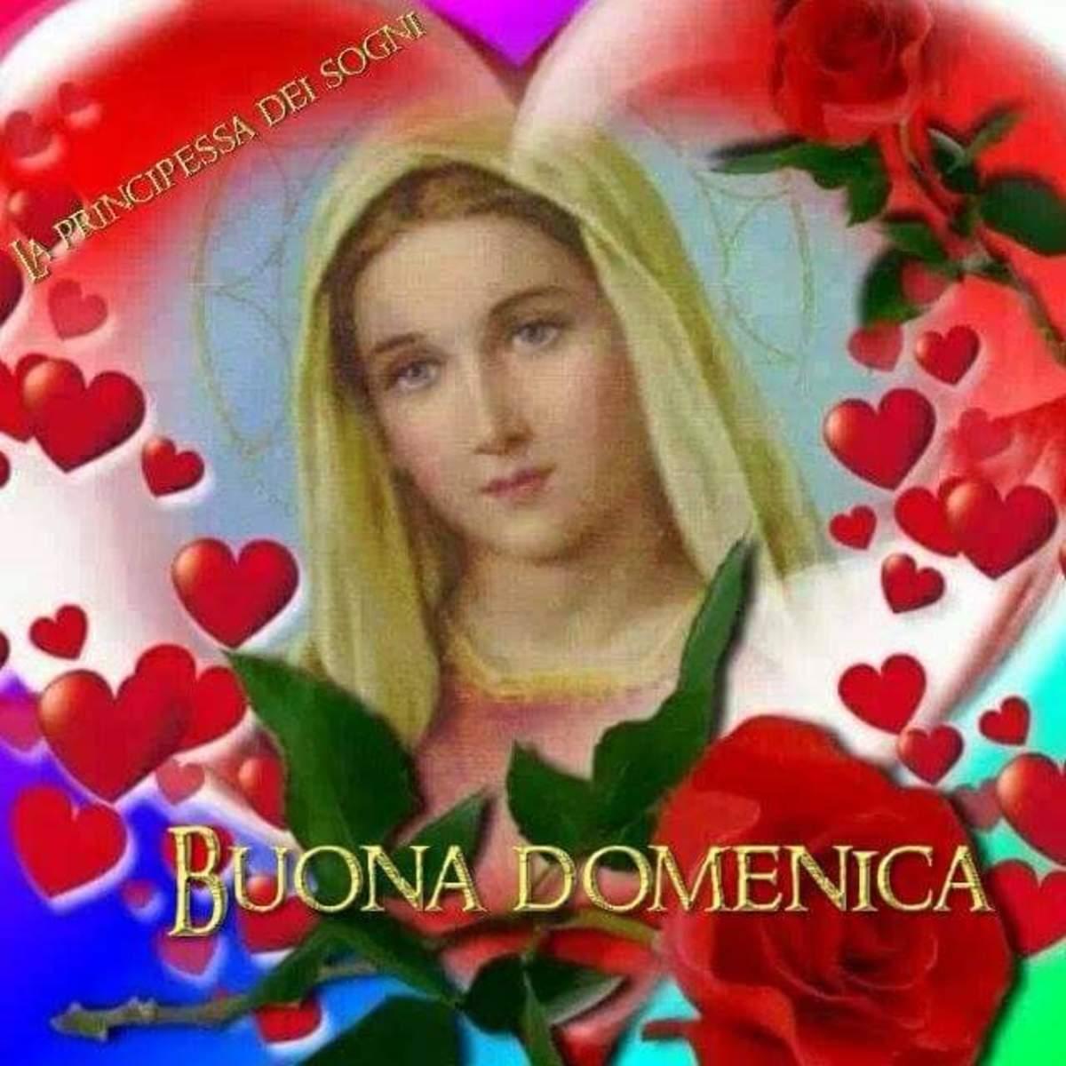 Buona Domenica con La Madonna 5 2