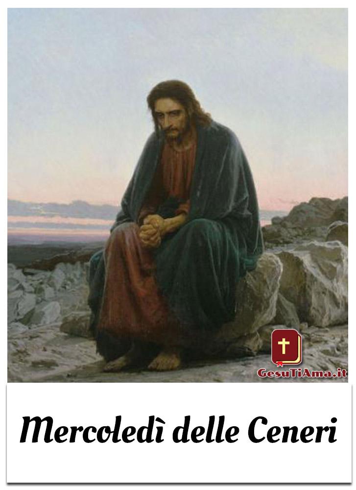 Mercoledì delle Ceneri immagini religiose