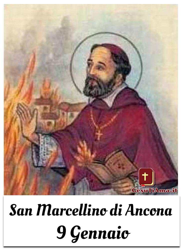 San Marcellino di Ancona 9 Gennaio