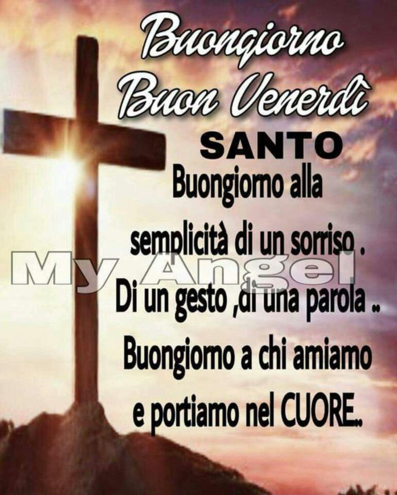 Buon Venerdì Santo Frasi Gesutiamait
