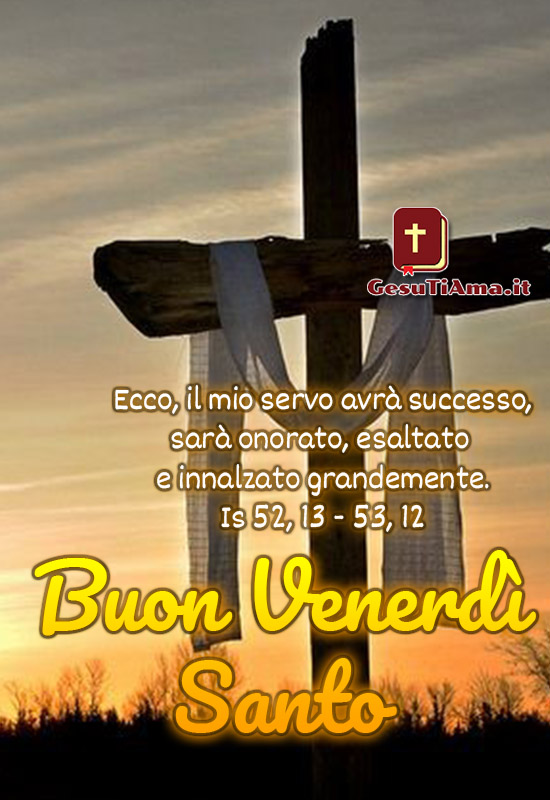 Buon Venerdi Santo Immagini Religiose Nuove Gesutiama It