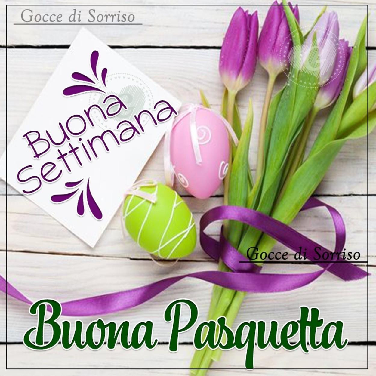 Buona Pasquetta Facebook