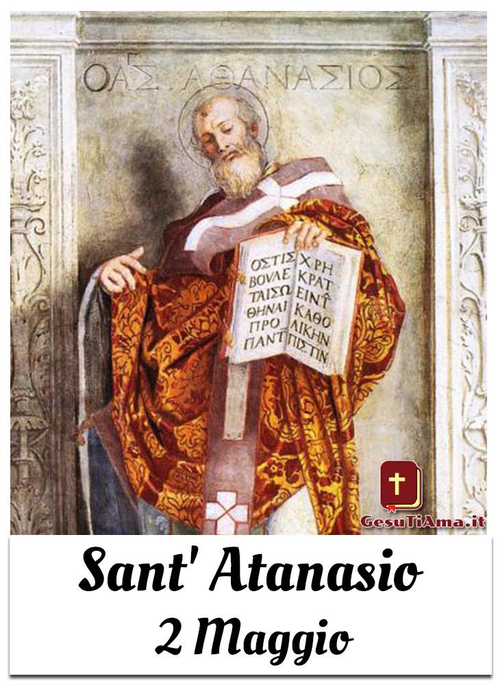 Sant' Atanasio 2 Maggio