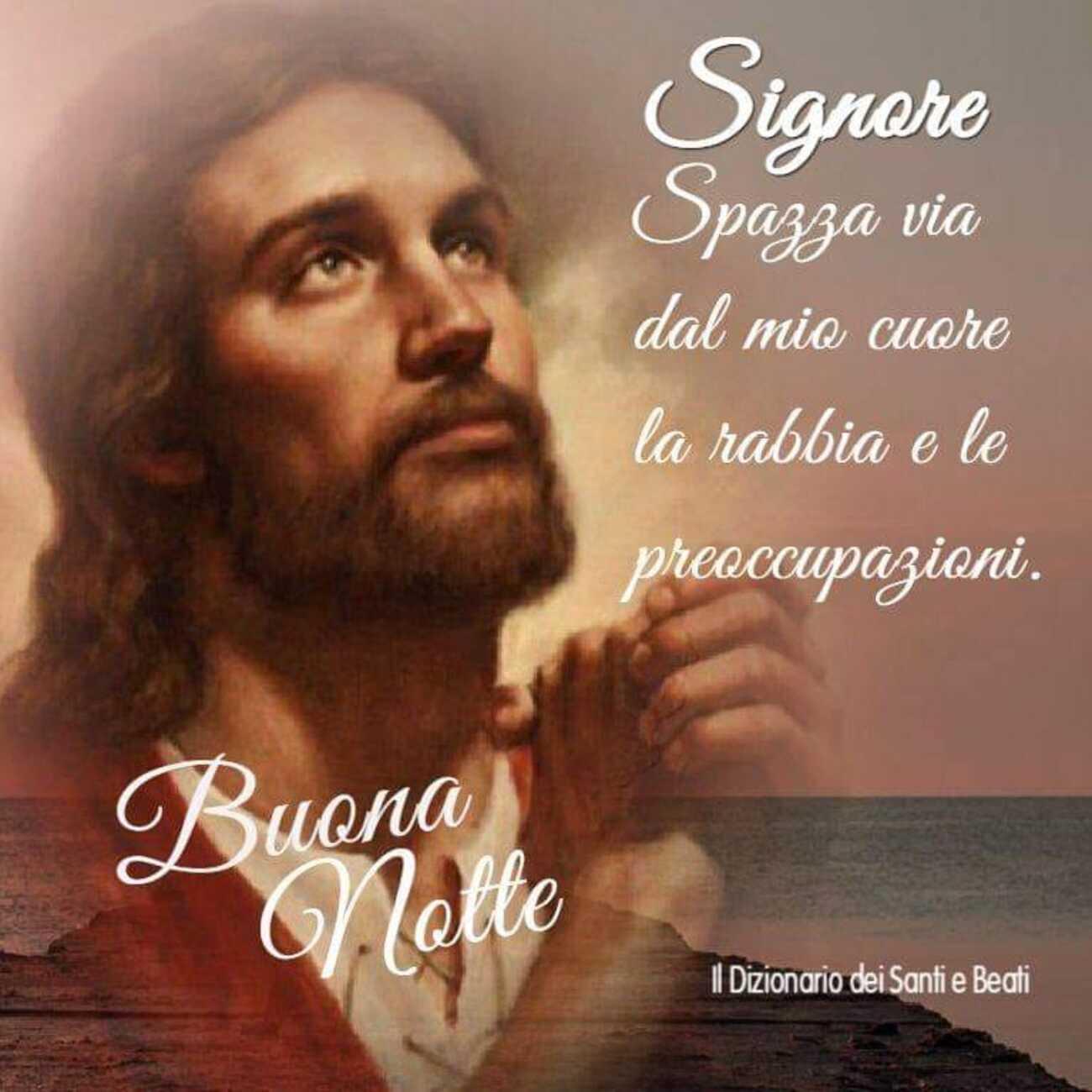 Buonanotte con Gesù immagini nuove (2)