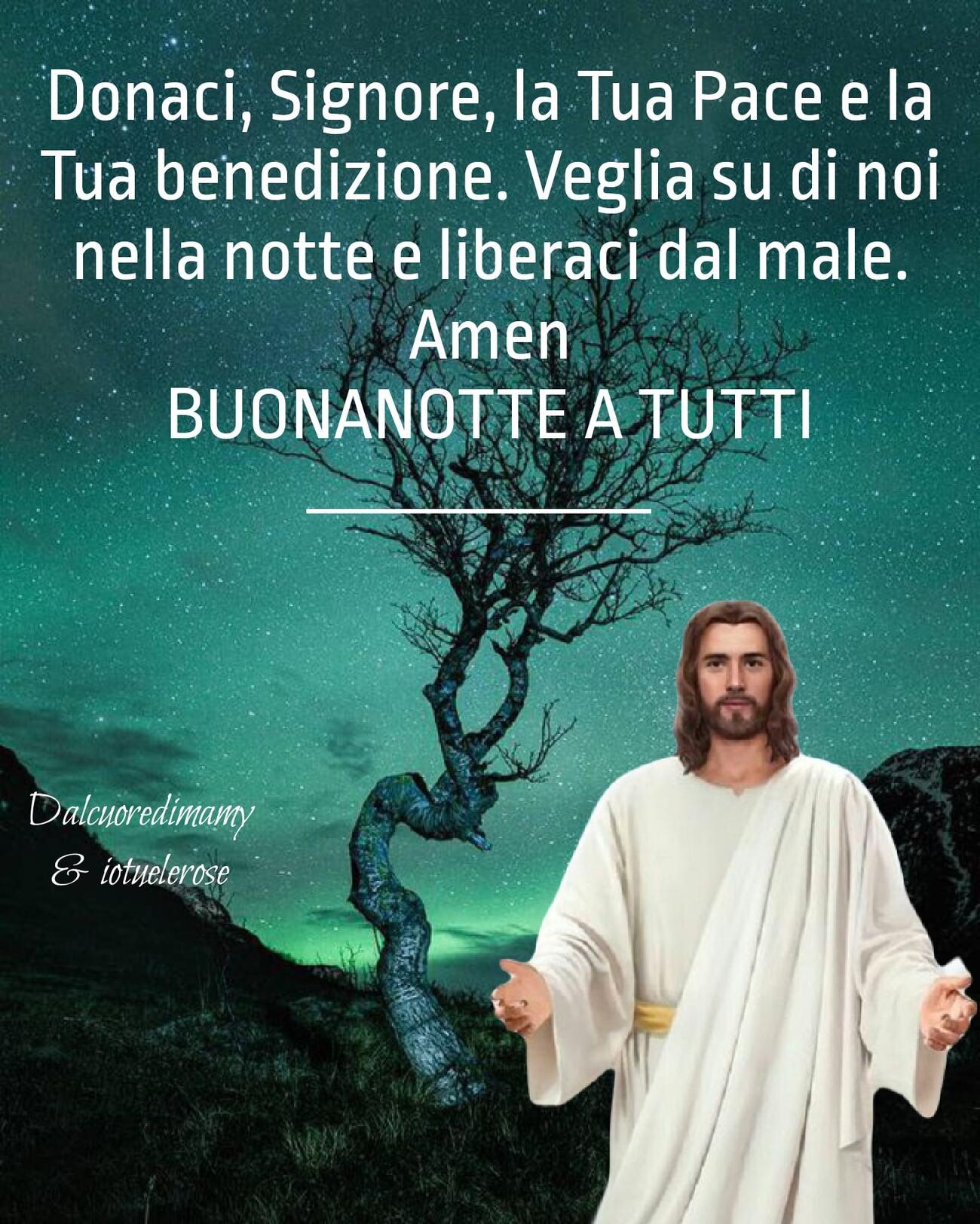 Buonanotte con Gesù immagini nuove (3)