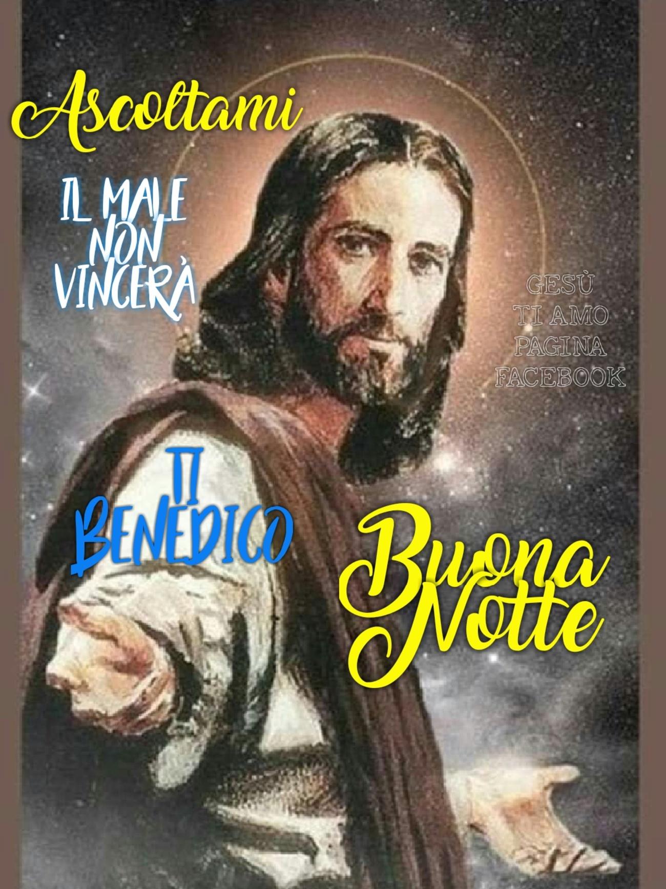 Buonanotte con Gesù immagini nuove (4)