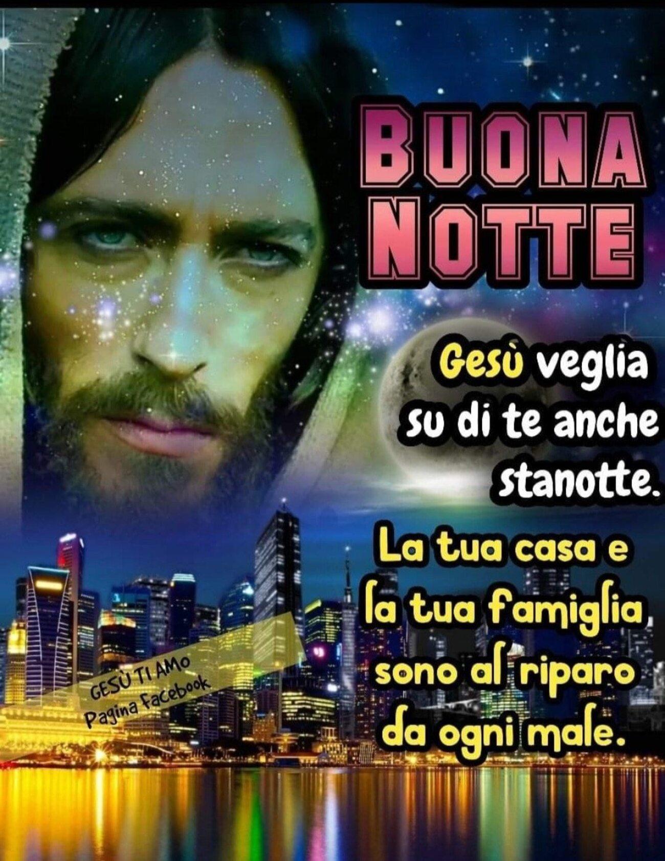 Buonanotte con Gesù immagini nuove (5)